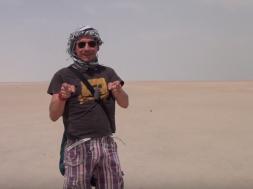 viajar al desierto del Sahara