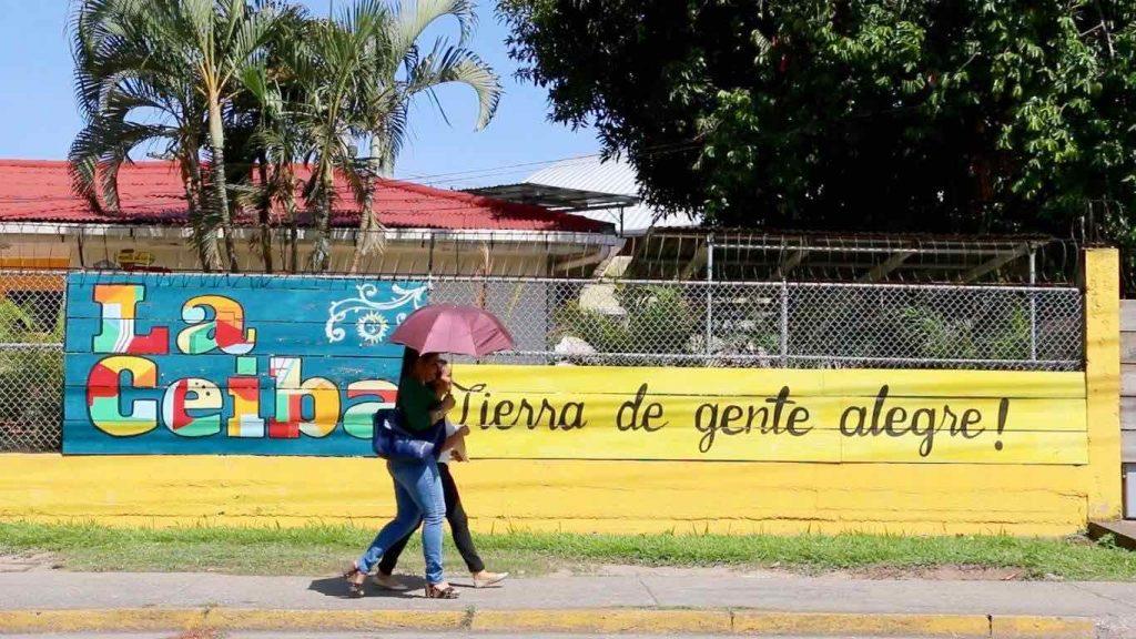 Cómo llegar a La Ceiba