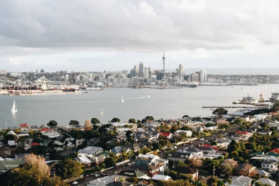 Guía de  AUCKLAND en Nueva Zelanda
