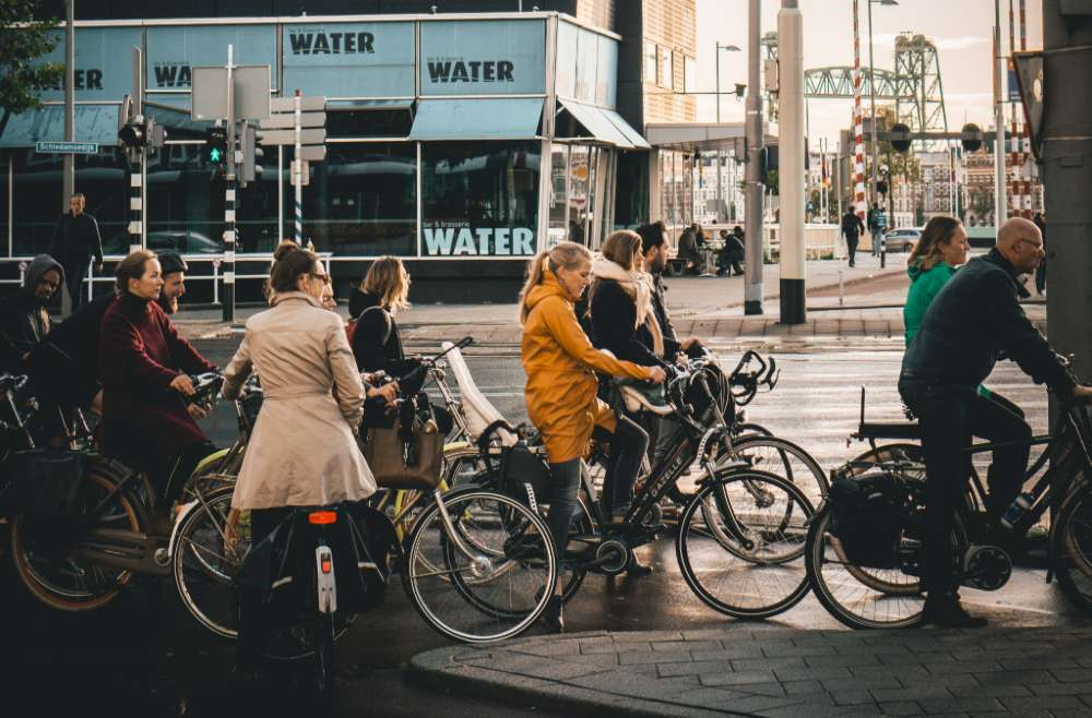 transporte público en Países Bajos