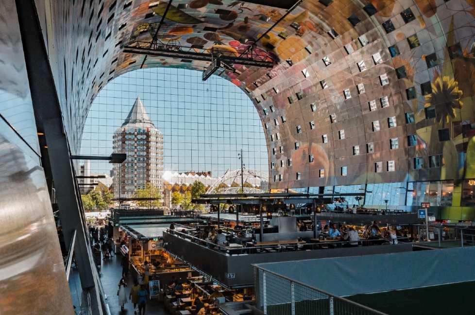 que ver en Roterdam