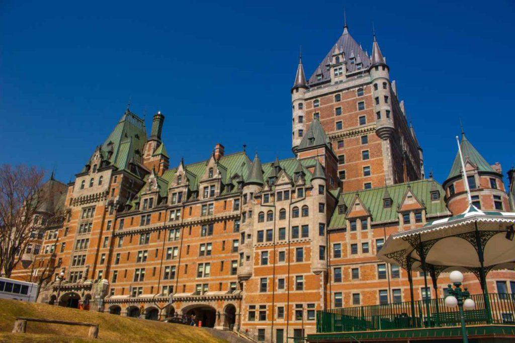 alojamientos en Quebec