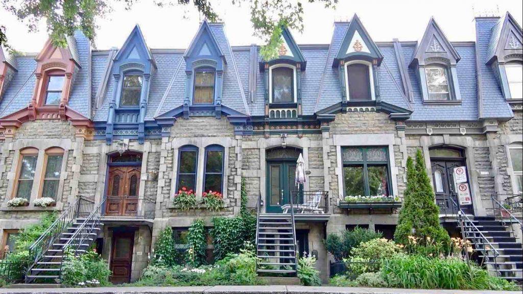Plateau Mont-Royal Montreal