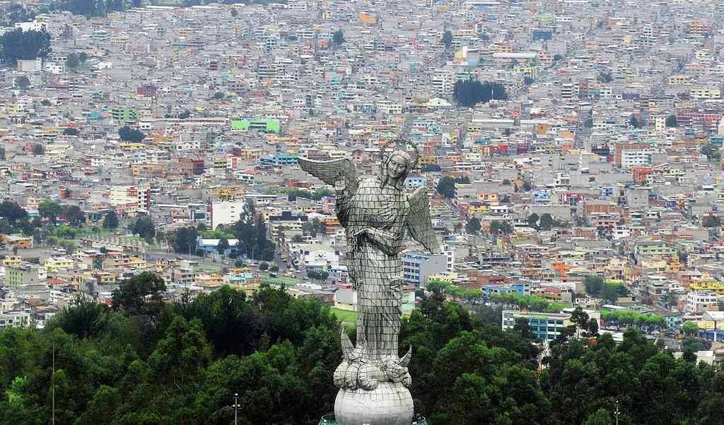seguridad en Quito