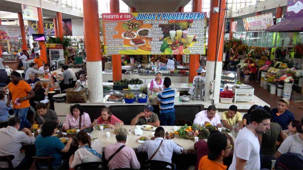 Dónde comer el Cali Colombia