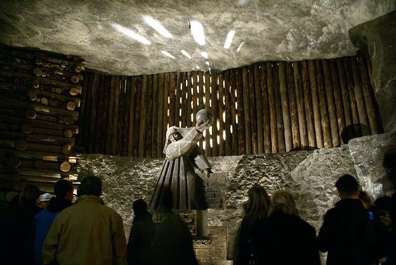 Visitar Minas de Sal de Cracovia