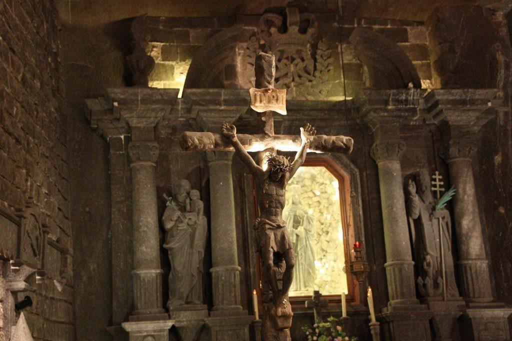 Visitar las Minas de Sal de Cracovia