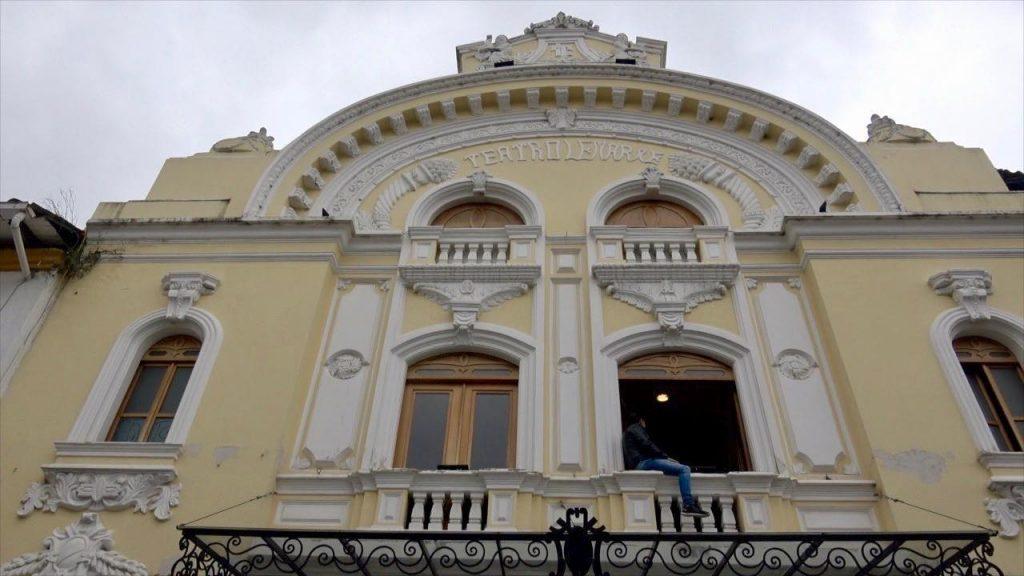 Teatro Lemaire de Tulcán
