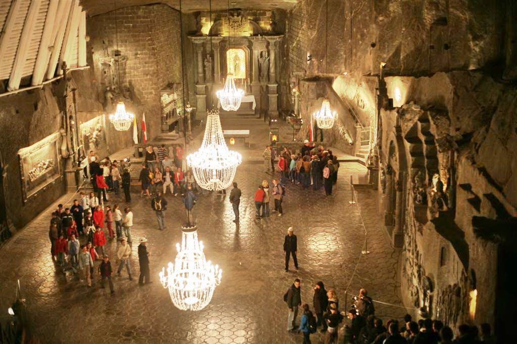 Por qué visitar las Minas de Sal de Cracovia. Entradas, horarios y consejos