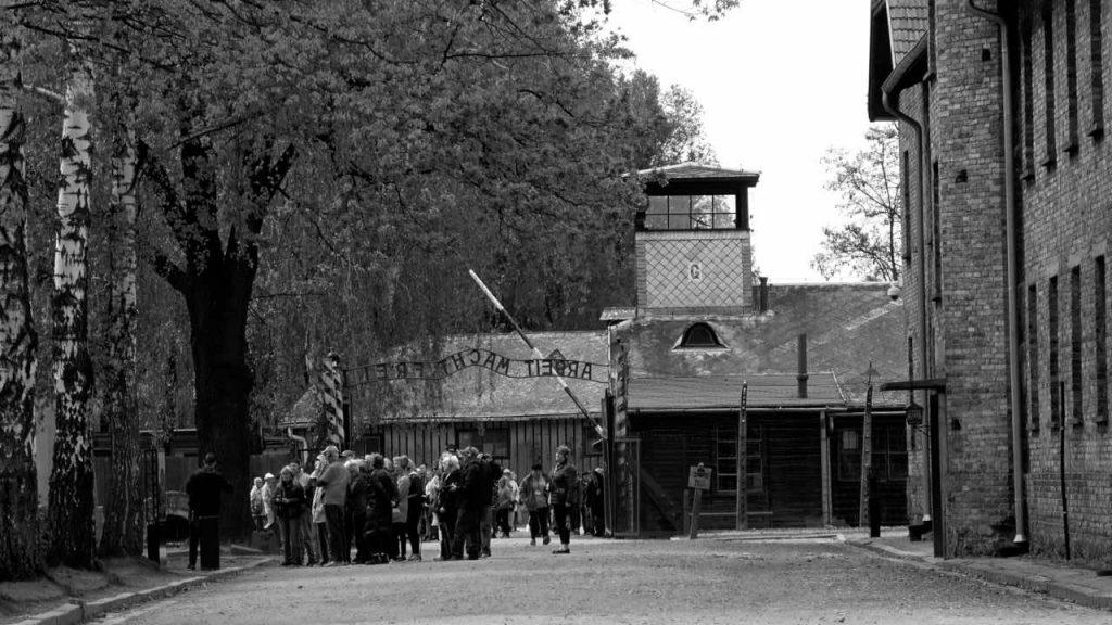 Entradas Auschwitz