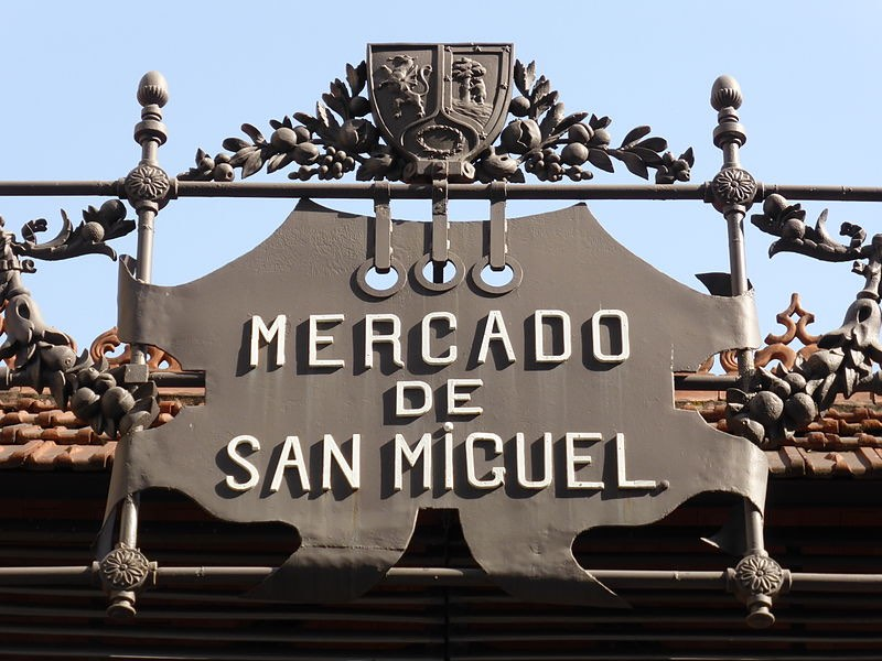 Mercado de San Migue