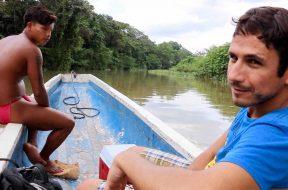 Excursión indígenas Emberá