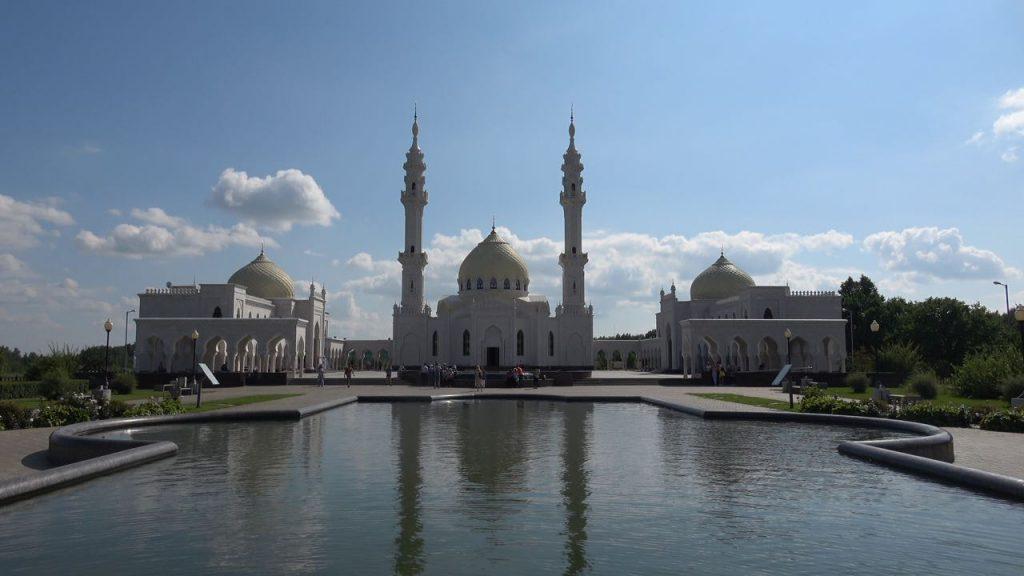 Mezquita Blanca Bolgar