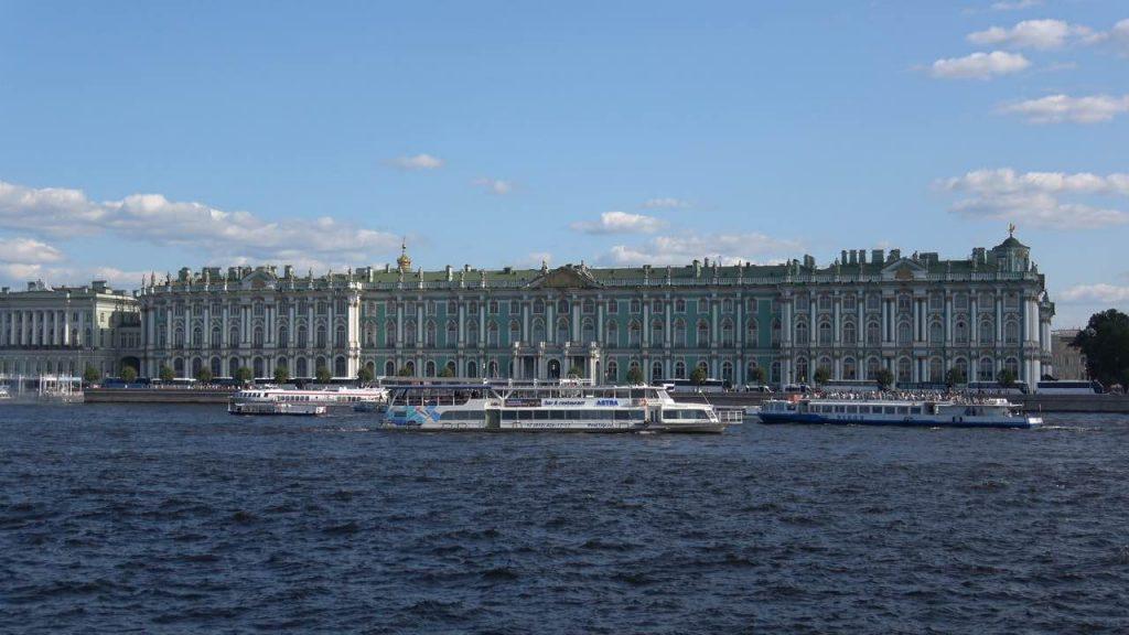 Museo Hermitage San Petersburgo