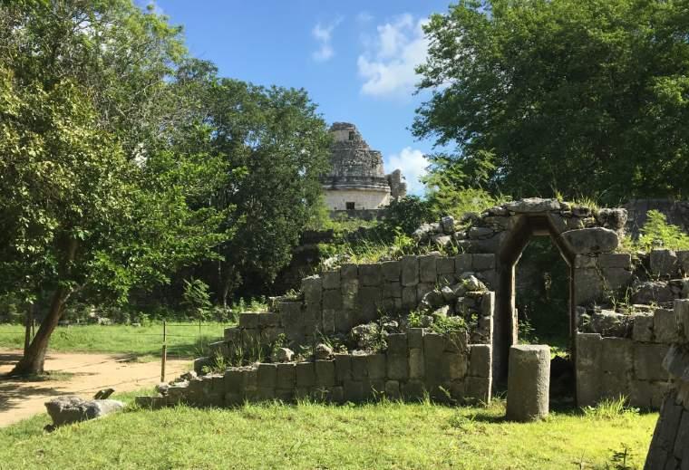 Chichén Itzá por libre