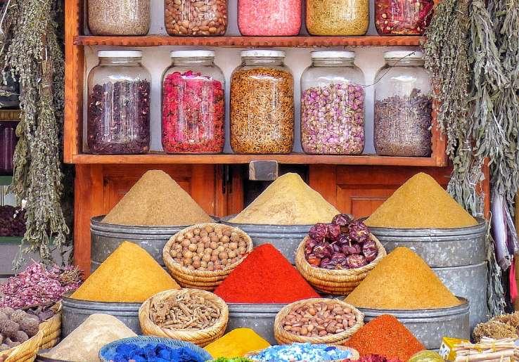 seguridad en Marrakech