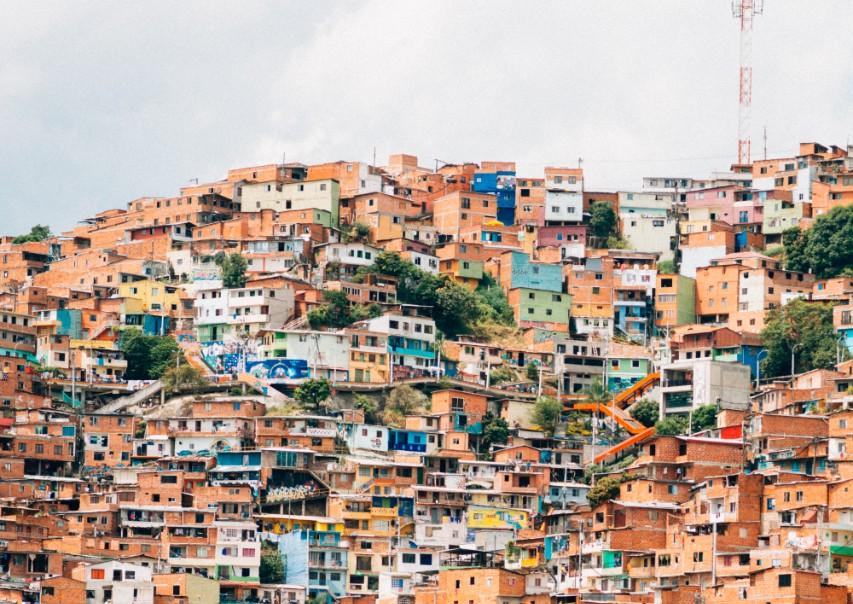 seguridad en Medellín