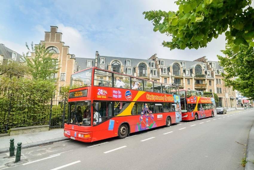 Bus turistico Bruselas