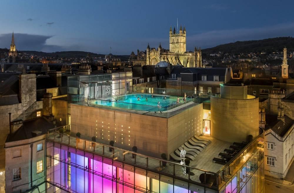 balnearios de Bath