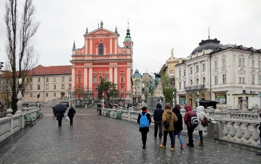 Que hacer en Liubliana