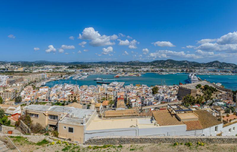 como llegar a Ibiza