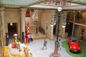 Museo del Cómic Bélgica