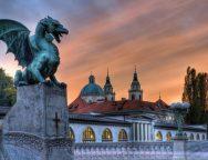que ver el Liubliana en dos días