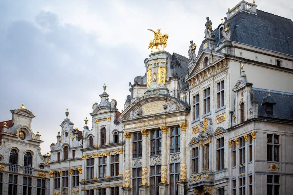 Bruselas un fin de semana