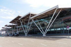 como ir del aeropuerto de Zaragoza al centro