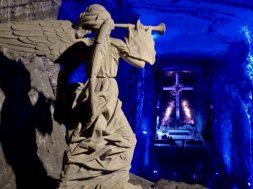 catedral de sal de Zipaquirá Colombia