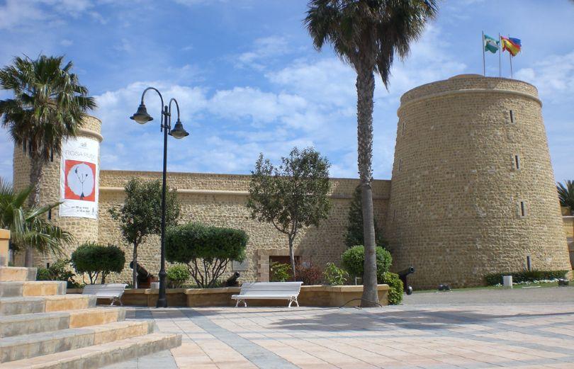 aeropuerto de Almería Roquetas