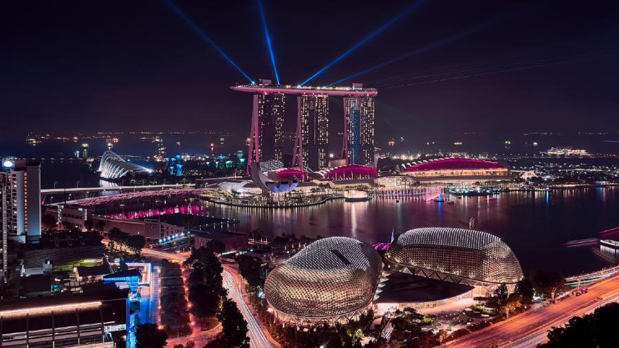 que ver en Singapur en un día
