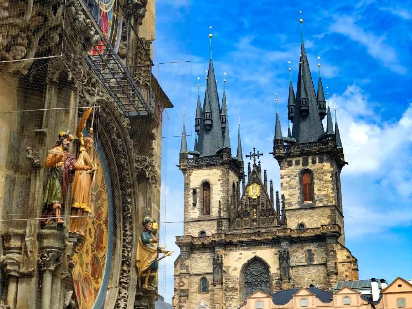 cosas que ver en Praga en dos días
