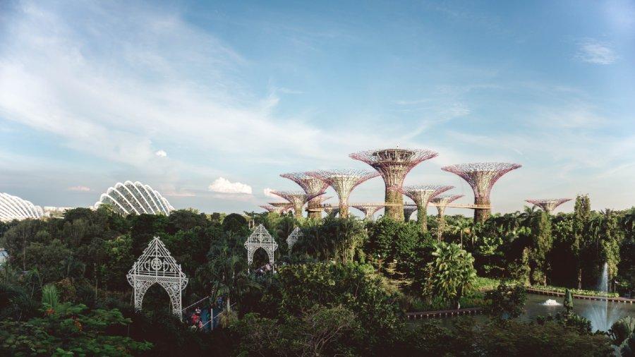Jardines de la Bahía
