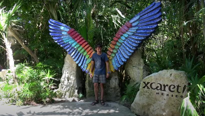 visitar el parque Xcaret