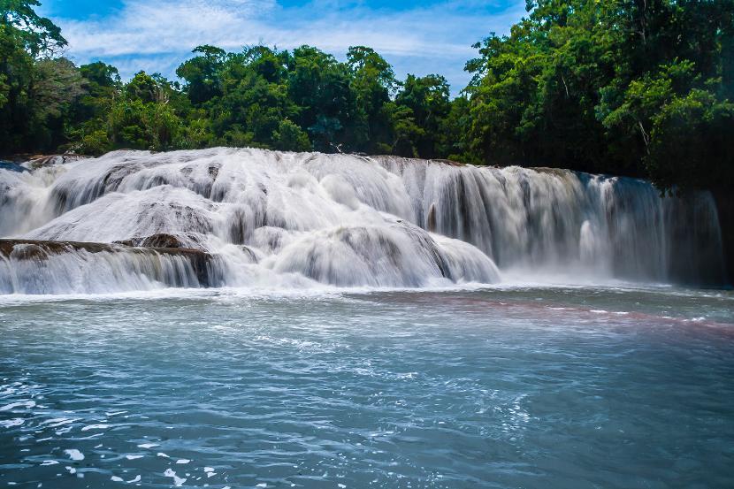cascadas Palenque