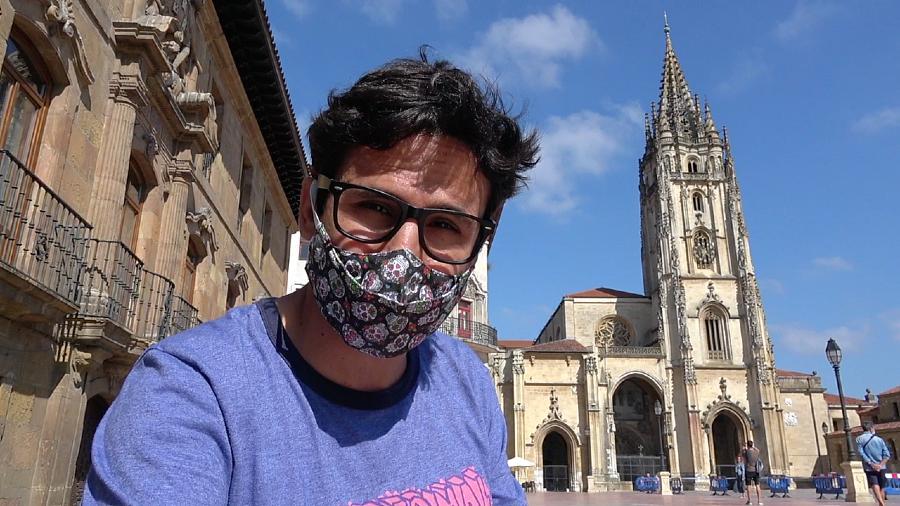 Oviedo en un día, catedral