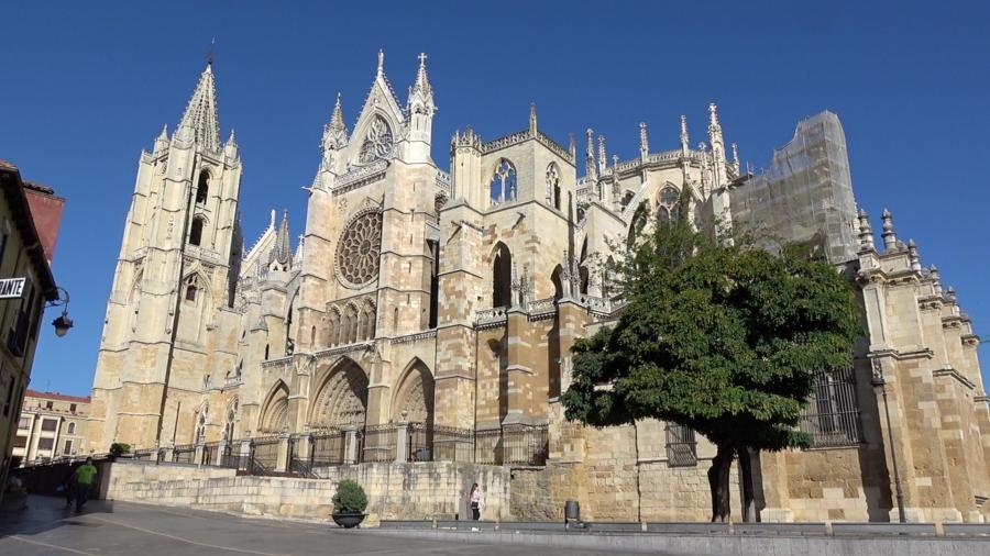 Catedral, León en un día
