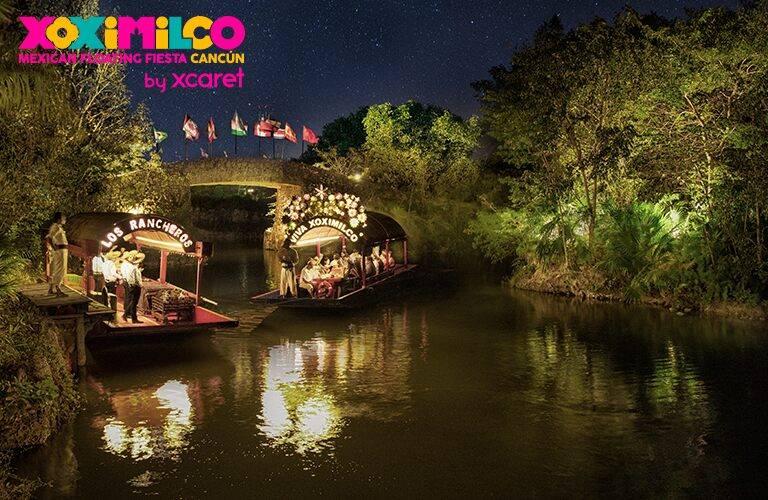 como llegar a Xoximilco