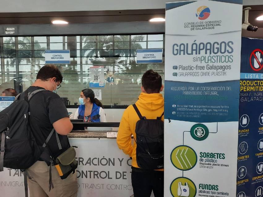 requisitos para viajar a Islas Galápagos