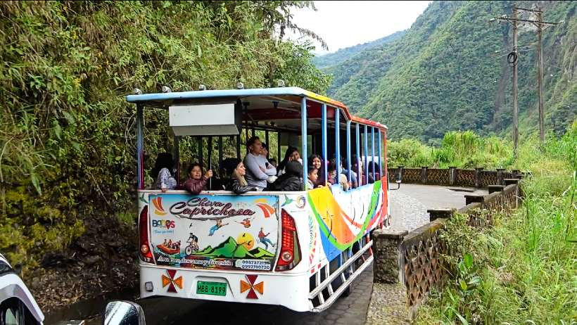 Chivas Baños Ecuador