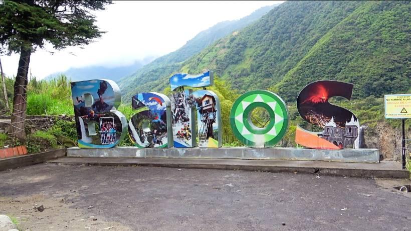 que hacer en Baños Ecuador